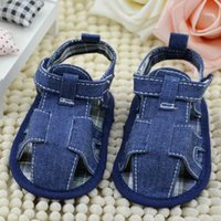 Wholesale 1Pair New Style High Quality Kids Casual Sandals Children Summer Closed Toe Boys Sandals Children Shoes