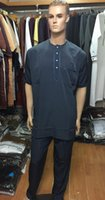 african men clothes - Clothing for Men Muslim Work Wear Arabic Abaya Men African Clothing