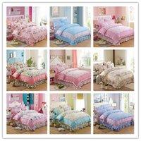 bedding country quilt - Home decor Brand Bedding sets Fashion Bedding set Comforter Duvet Quilt Cover Bed Set Bed cover Home textile