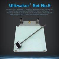 Wholesale UM2 D printer parts Ultimaker2 Print Table Base Plate Aluminum Kit Z motor with Trapezoidal Lead Screw
