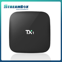 android media playe - Amlogic S805 Android OTT TV Box TX1 Quad Core Android4 Flash GB GB DDR H WIFI Media Playe