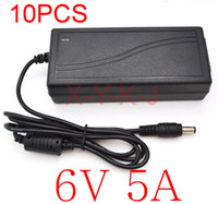 Wholesale 10PCS High quality IC solutions AC V V DC V A Switch power supply W LED adapter DC mm