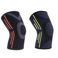 Wholesale Breathable warmth Basketball Football sports safety Kneepad volleyball Knee Pads Training Elastic Knee Support knee protect pairs