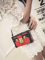 Wholesale Famous Brand Women Shoulder Bag High Quality Messenger Bags Women Handbag Crossbody Designer Small Box Bag Clutch Evening Bag Purse Totes
