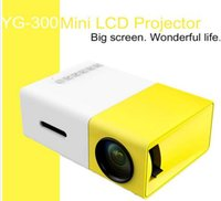 Wholesale Mini P LED Personal Cinema Home Video Used Pocket Multimedia LCD Mini Portable Pico LM YG ProjectorProjector
