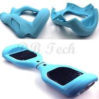 balance board cover - 1PCS inch self balancing electric scooter protective silicon case wheels electric board silicon cover