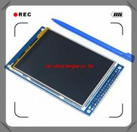 atom module - LCD inch touch screen TFT LCD color screen module ILI9341 compatible punctuality atom