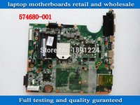 Wholesale 574680 for HP DV7 DV7 Laptop motherboard AMD M96 chipset GB DAUT1AMB6E1 DV7 NR DV7 NR dv7 eo DV7 XX fully tested