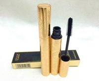 Wholesale and retail New makeup profession make up Waterproof exceptionnel de mascara g black