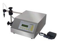 Wholesale electric manual liquid filling machine GFK mineral water fill machine