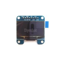 Wholesale 1 quot SSD1306 x64 I2C SPI OLED Module White Graphic Display Monochrome