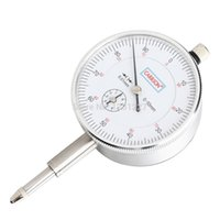 Wholesale Feeler Gauge Dial Test Indicator Precision Tool mm Accuracy Measurement Instrument Dial Indicator Gauge New With Cheap Sale