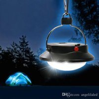 Wholesale Ultra Bright Portable LED Tent Light The LED Camping Lantern For Outdoor Camping and Emergency Use