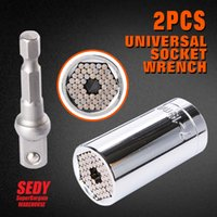 Wholesale Universal Socket Wrench Hex Shank Quick Release Electric Drill Magnetic Socket Wrench Screwdriver Bit Holder mm