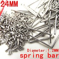 Wholesale watch repair tools kits MM spring bar watch repair parts Stainless steel diameter mm SP012