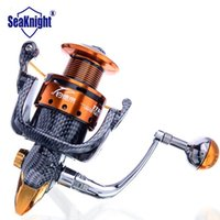 Wholesale SeaKnight New Metal carretilha pesca Fishing Reel Spinning Carpfishing Wheel BB Series High Quality moulinet peche