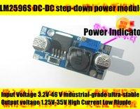 Wholesale LM2596S DC DC step down power module BUCK A adjustable step down module LM2576 super regulator