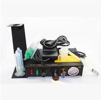 Wholesale YDL Semi automatic Glue Dispenser AB UV Glue Dispenser Solder Paste Liquid Controller for SMD PCB