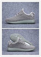 baseball key ring - Top Quality Kanye West Shoes Moonrock turtle Dove Sneakers for Man Women Footwear With Box and key ring
