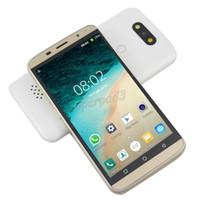 Android couleur email Prix-5,0 pouces SC6820 H mobile V4 Android 4.4 Téléphone de base unique 256Mo double caméra 854 * 480 Mobile Cell Phone Bluetooth Phone 3 couleurs