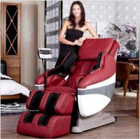 Wholesale 2016 new arrival Luxury massage chair home body massage chair neck waist shoulder elderly massage chair