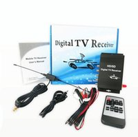 Wholesale car dvd ISDB T TV Box Tuners Digital TV Receiver For Brazil Chile South America High Sensitivity
