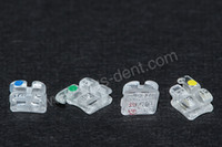 Wholesale PlusDent CRYSTAL Series Sapphire Ceramic Brackets