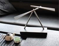 Wholesale Swinging Sticks Kinetic Energy Sculpture Great gift Desk Art