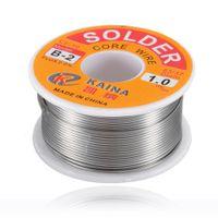 Wholesale Hot g oz FLUX mm FT Tin Lead Line Rosin Core Flux Solder Soldering Welding Iron Wire Reel New