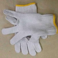 Wholesale AAA safety work gloves Mesh Slash Stab Resistance Anti Abrasion cotton yarn Protective Gloves Workplace Safety Supplies