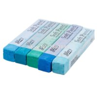 Wholesale 5 Colors Hot Blue DIY Fast Non toxic Temporary Pastel Hair Extension Dye Chalk chalk sticker chalk ink