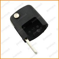 alarm key fobs - Car Electronics Alarm Systems Security vw car remote flip key head for keyless shell fob