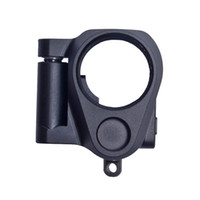 airsoft gun parts - Hot Sale AR m16 GEN3 M Gun Adapters CNC machining AR Folding Stock Adapter For M16 M4 SR25 Series GBB and AEG Black For Airsoft parts