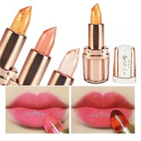 Wholesale Waterproof Double nursing natural protection The flowers do not fade beauty lipstick lip gloss M02003