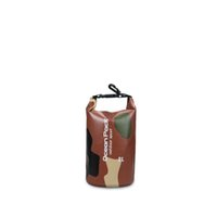 Wholesale camouflage color Outdoor Waterproof Dry Bag Sack Single Double Shoulder Bucket for Camping Canoe Boating L L L L L L