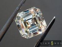 Wholesale 2 ct L VS1 Asscher Cut Diamond GIA R6350 Diamonds by Lauren