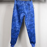 camouflage pants - Men s new winter camouflage pants casual trousers size M XXL Army Green Camouflage Camouflage Blue