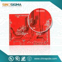 Wholesale 1 Layer PCB Single sided Double sided Multi layer Printed Circuit Board PCB FR4 Aluminium metal core board Flexible PCB PCBA