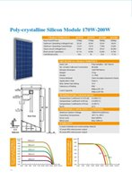 Wholesale solar panel solar cells for off grid power system w