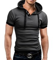 Wholesale Brand Mens Polo Shirt Short Sleeve Solid Poloshirt Men Polo Homme Slim Mens Clothing Camisas Hooded Camisa Polo Shirt XXXL