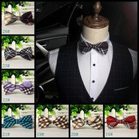 Wholesale 2016 DHL High Quality Mens Silk Bow Ties Formal Commercial Wedding Party Tuxedo Classic Butterfly Bowtie Tie Color Men Bow Tie zf