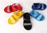 Wholesale Free Shippining price children eva summer sandal kid beach sandal size