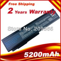 Wholesale MAH cell laptop battery for asus N53 N52A N52D N52F N52J N52S N52V N53D N53E N53F N53J N53N N53S A33 M50 A32 X64