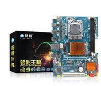 Wholesale Ming ying MY X58 Zeus Edition Inter LGA1366 DDR3 desktop computer game board