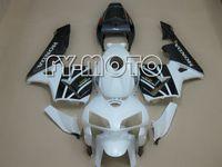 Prezzi Kit e bike-Carenature del motociclo per Honda CBR600RR 2005-2006 CBR600 RR CBR F5 05-06 corsa ciclistica carenature iniezione carenature Carrozzeria Kit bianco e grigio