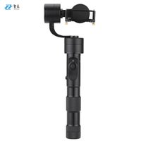 Wholesale Zhiyun Z1 Evolution Aluminum alloy Axis Handheld Gimbal Stabilizer for GoPros Xiaomi Yi Action Cameras with Way Joystick