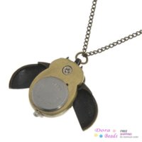 battery watering gun - Pocket Watches Owl Halloween Antique Bronze Battery Included cm quot long Piece B80034 battery powered water gun