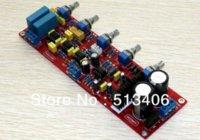 Тонов панели Цены-2.1 NE5532 Tone Adjust Volume Control Preanplifier управления плате 1PC панели управления платы Печатная плата