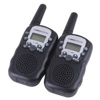 auto radio pc - LCD Pair W UHF Auto Multi Channels Way Radios Walkie Talkie T