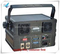 Wholesale 1W RGB full color Animation laser light for dj stage party KTV club